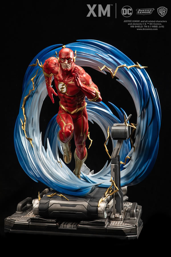 Premium Collectibles : JLA Flash 1/6**   Flash002x8jjj