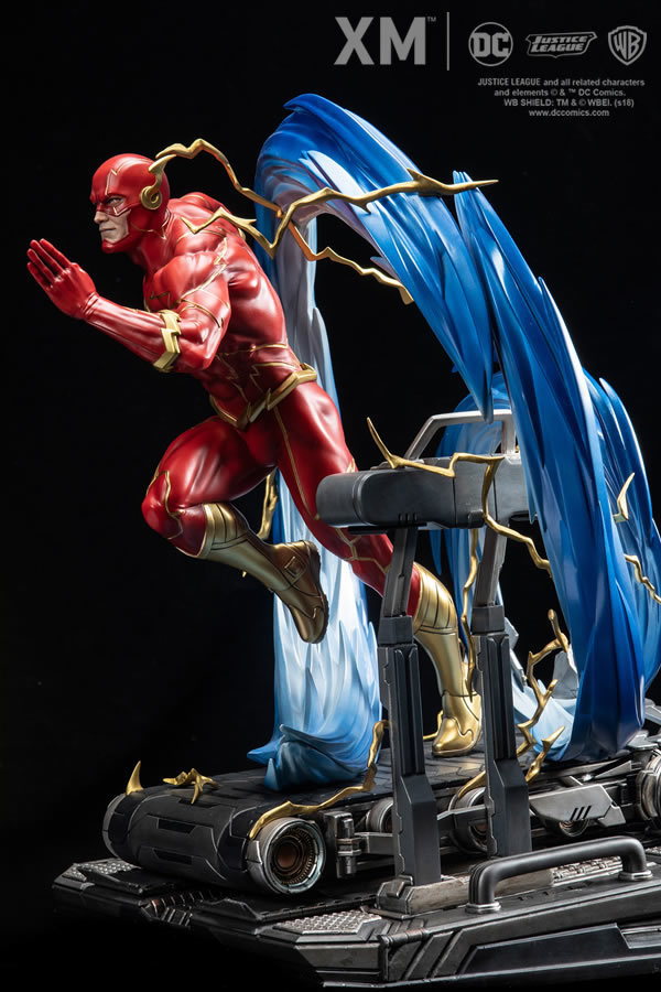 Premium Collectibles : JLA Flash 1/6**   Flash0091kj8c