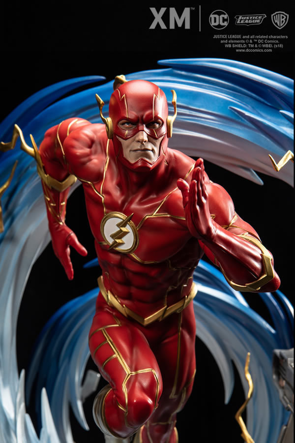 Premium Collectibles : JLA Flash 1/6**   Flash010zgk7f