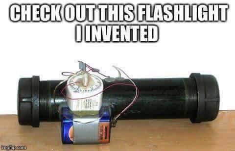 flashlight_invented