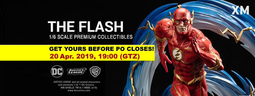 Premium Collectibles : JLA Flash 1/6**   Flashpofinal4gjx3