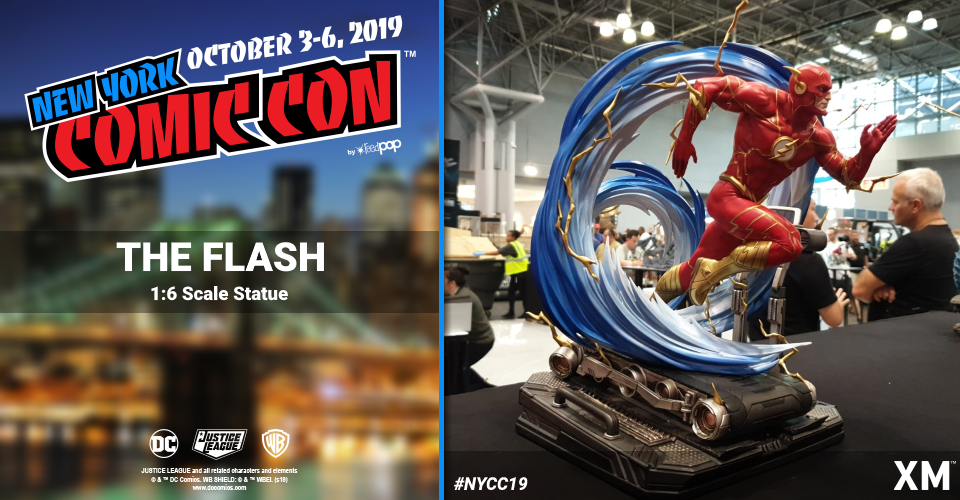 XM Studios: Coverage New York Comic Con 2019 - October 3rd to 6th  Flashvpj24