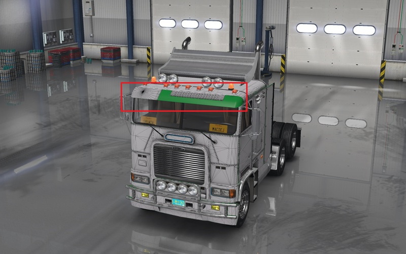 freightliner flb v2 0 3 edited by harven for ats and ets2 updated