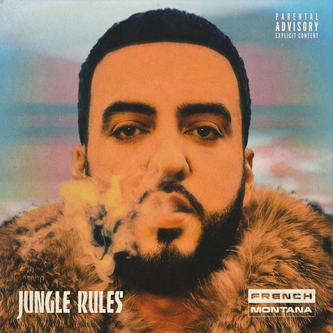Cover: French Montana - Jungle Rules (2017)