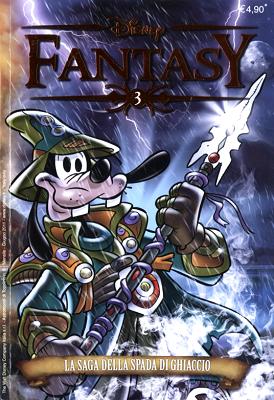 Disney Fantasy N.03 - La Saga della Spada di Ghiaccio (06-2011)