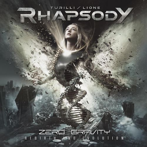 Turilli / Lione Rhapsody - Zero Gravity (Rebirth and Evolution) (2019)