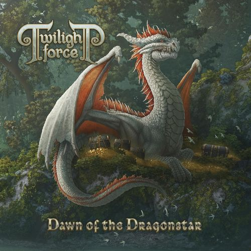 Twilight Force - Dawn Of The Dragonstar (2019)