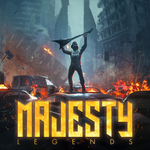 Majesty - Legends (2019)