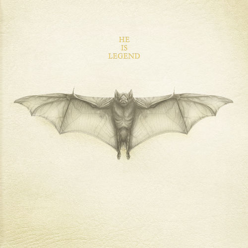 He Is Legend - White Bat (2019)