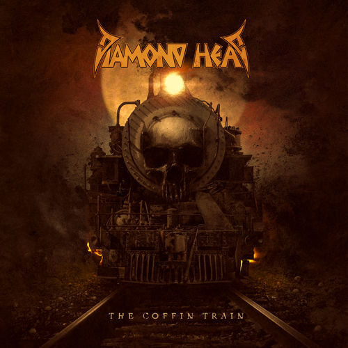 Diamond Head - The Coffin Train (2019)