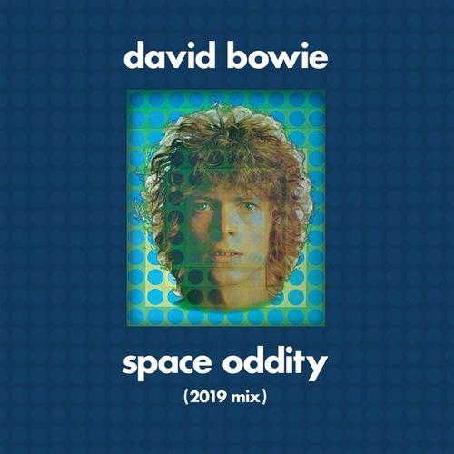 David Bowie - Space Oddity (Tony Visconti 2019 Mix) (2019)