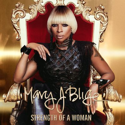 Mary J. Blige - Strength Of A Woman (2017).Wav 16Bit 44100Hz