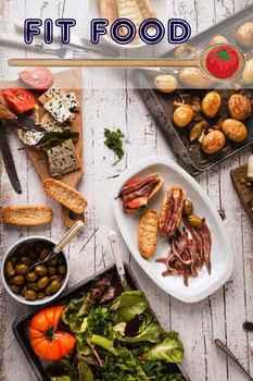 Bernhard Long - Fit Food. 400 gustose e salutari ricette della vitale cucina (2016)