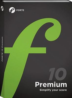 download Forte.Notation.FORTE.10.Premium.v10.0.3