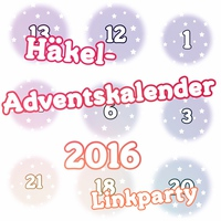 Häkel-Adventskalender 2016 Linkparty