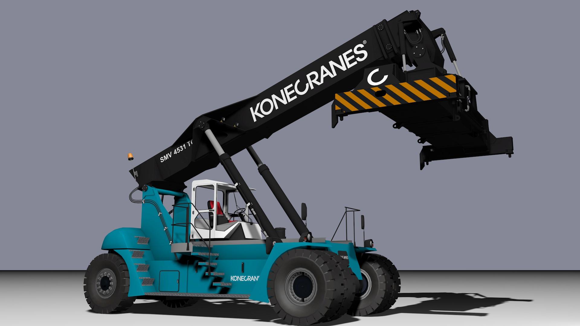 [W.I.P.] Kronecranes SMV + Contenedores + Remolques (Actualizado 26/5/2018) Foto145wqjg
