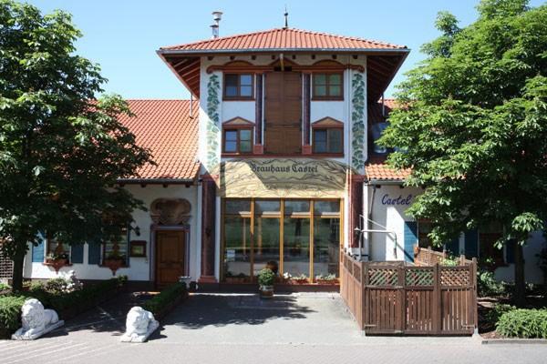 Brauhaus Castel - außen