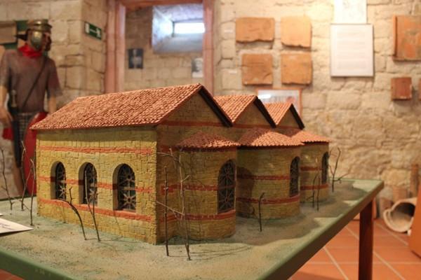 Reduit mit Museum Castellum