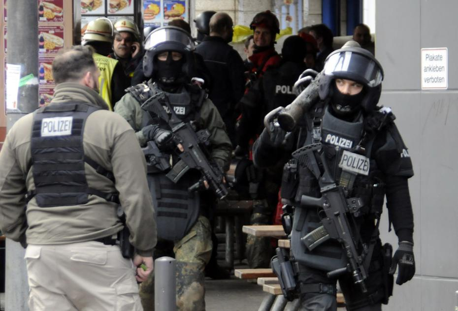 militär training frankfurt