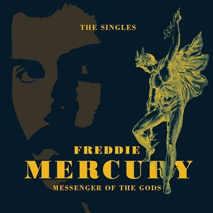 Freddie Mercury - Messenger Of The Gods: The Singles Collection (2CD) (2016)