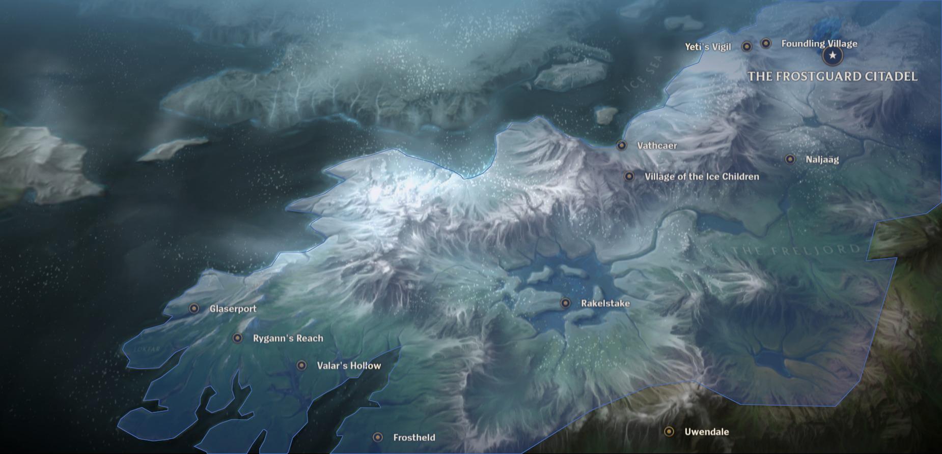 The World Runeterra