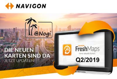 download Navigon MobileNavigator – FreshMaps Europe Q2/2019