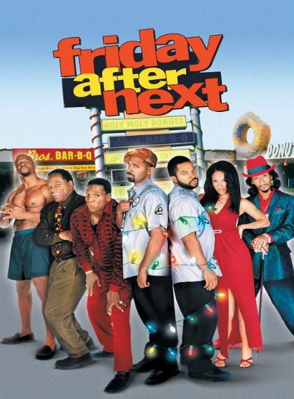 Bir Sonraki Cuma - Friday After Next | 2002 | WEB-DL XviD | Türkçe Dublaj