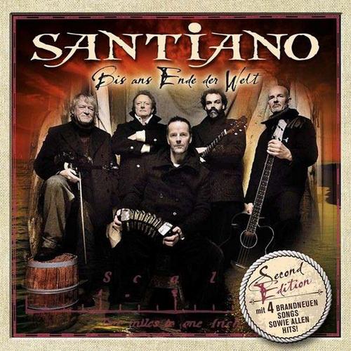 Santiano - Bis Ans Ende der Welt (Second Edition) (2012)