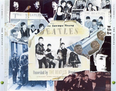 Beatles - Antology vol.1+2+3 [6 cd] (2000).Flac