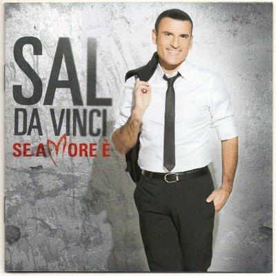 Sal Da Vinci - Se Amore E' (2014) .mp3 - 320kbps