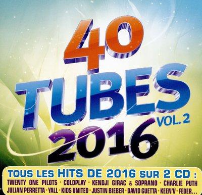 40 Tubes 2016 Vol.2 (2016) .mp3 - 320kbps