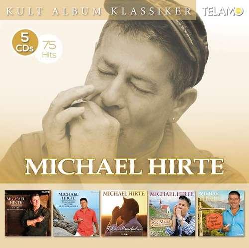 Michael Hirte - Kult Album Klassiker (5CD) (2021)