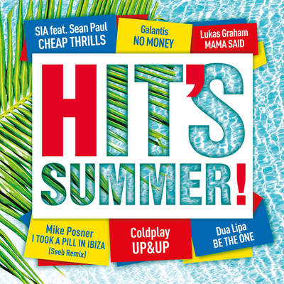 Hit's Summer! 2016 (2016) .mp3 - 320kbps