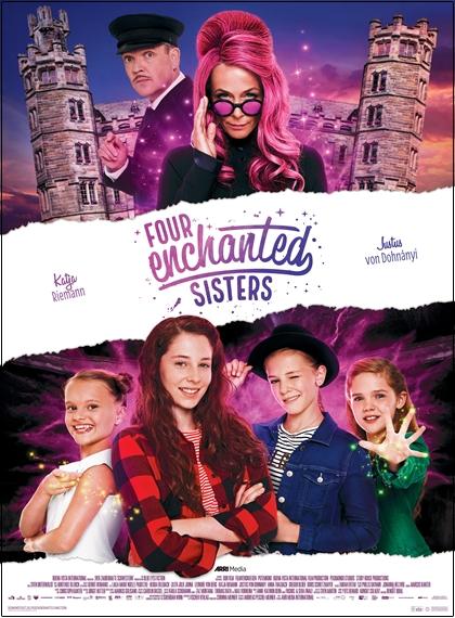Sihirli Kızlar - Sprite Sisters | 2020 | WEBRip XviD | Türkçe Dublaj