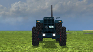 Nicht nur der traktor muss geschmiert werden - 2 8