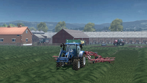 New Holland Ford >> Grądy - Farming Simulator 2019 / 2017 Mody :: Dodatki