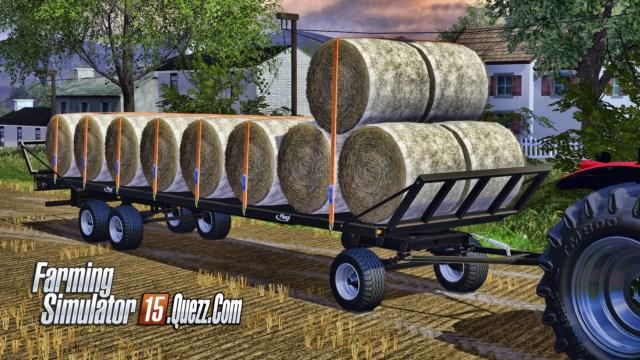 fliegl dpw 180 v1 1 ls15 farming simulator 15. Black Bedroom Furniture Sets. Home Design Ideas