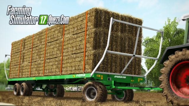 pack joskin wago baletrailer v1 0 3 fs17 farming simulator 19 17 mods addons. Black Bedroom Furniture Sets. Home Design Ideas