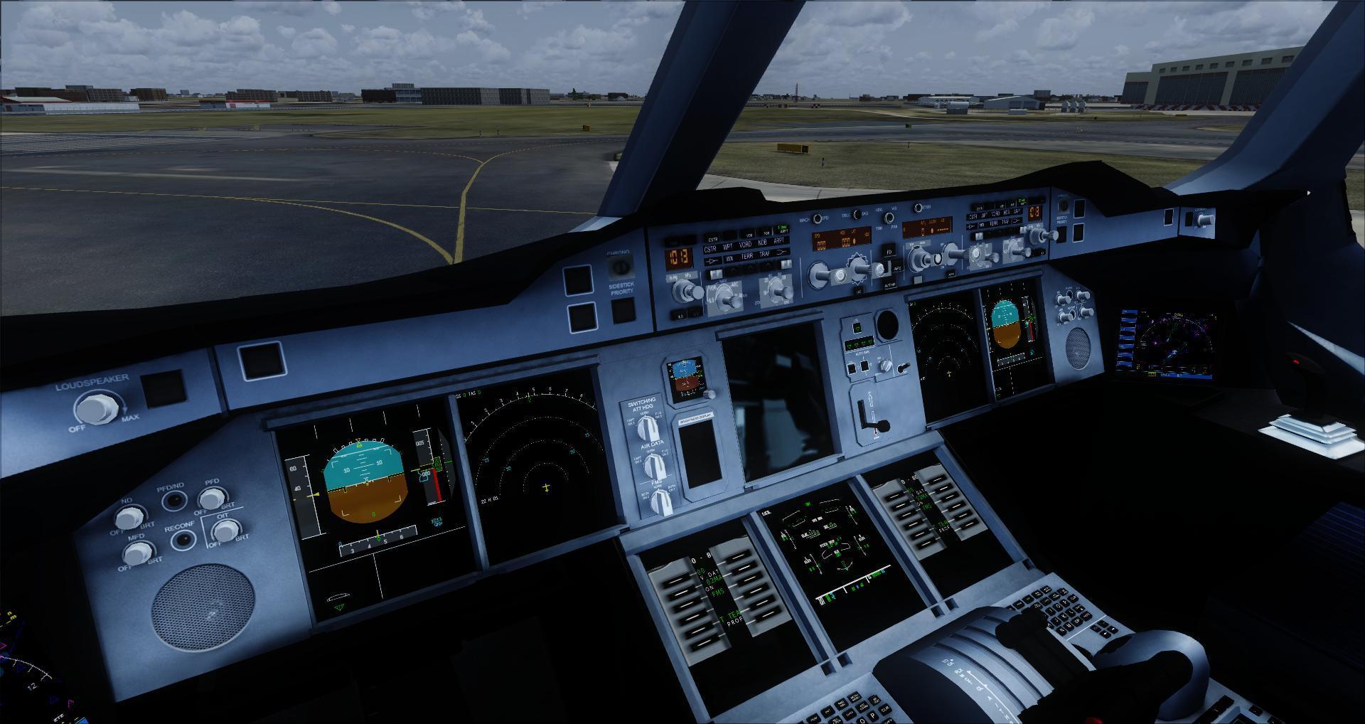A380 VC + VASFMC [FSX] - Project Airbus – Talk