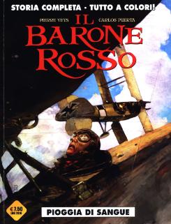 Cosmo Serie Gialla N° 46 – l Barone Rosso (2016)