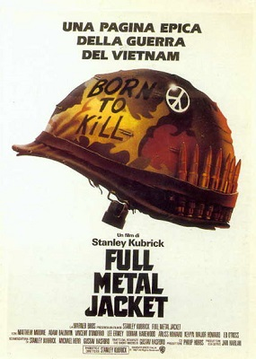 Full Metal Jacket (1987) HDTV 720P ITA ENG AC3 x264 mkv