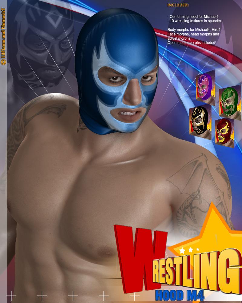 Wrestling Hood M4