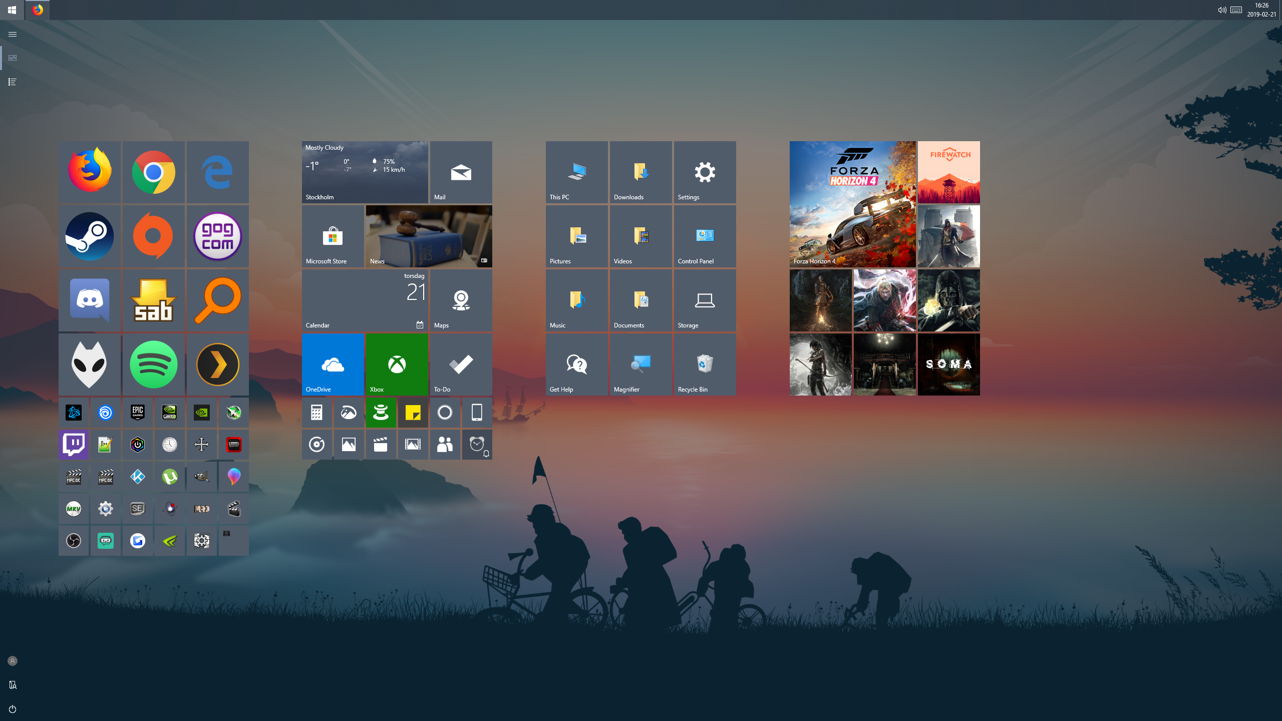 With all these PC game launchers, has anybody else gone back