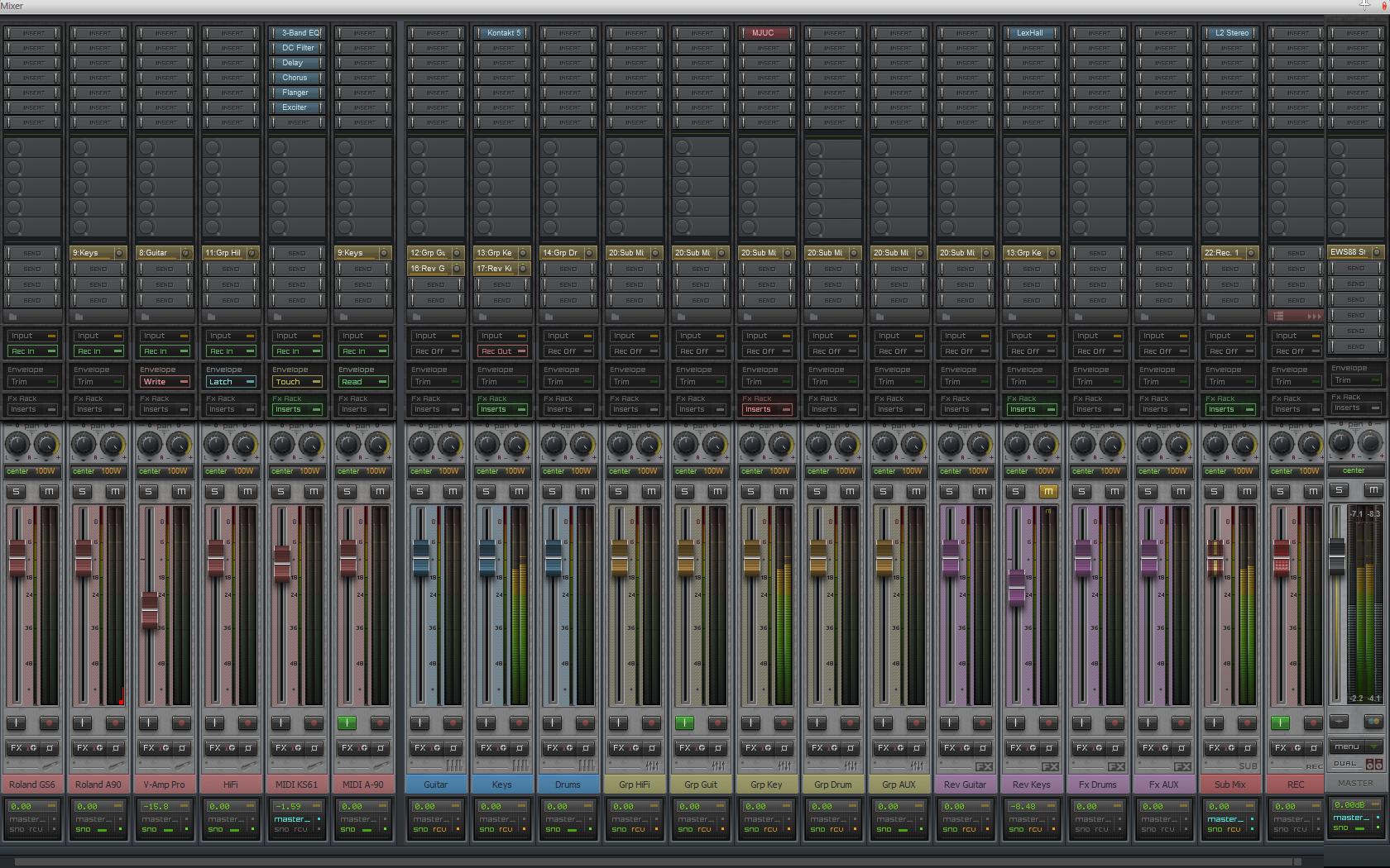 Upgrading from Cubase 5 Pro?   AudioSEX - Professional Audio