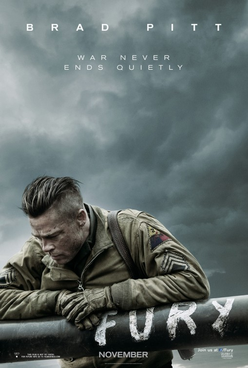 Furia / Fury (2014) PL.BRRiP.XViD-K12 / Lektor PL