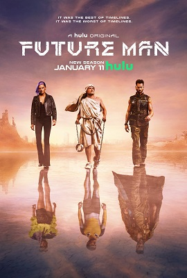 Future Man - Stagione 2 (2019) (Completa) WEB-DL 1080P ITA ENG  DD5.1 x264 mkv