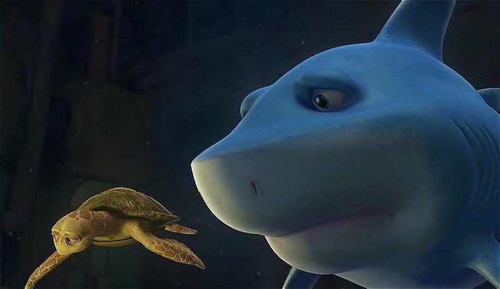 Sevimli Balık Pupi Ekran Görüntüsü 2