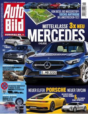 Auto Bild Magazin No 42 vom 18 Oktober 2018