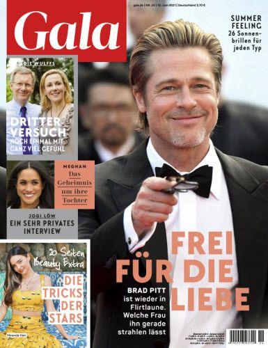 Cover: Gala Magazin No 24 vom 10  Juni 2021