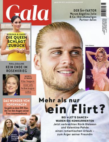 Cover: Gala Magazin No 25 vom 17  Juni 2021